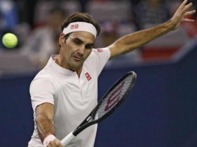 """Federer sập bẫy bẽ bàng: Đàn em """"gậy ông đập lưng ông"""" tuyệt đỉnh"""