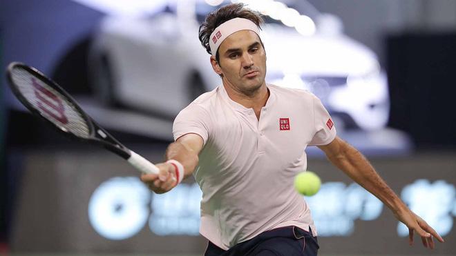 Federer - Bautista Agut: Tuyệt đỉnh giằng co 3 set (V3 Thượng Hải Masters) - 1