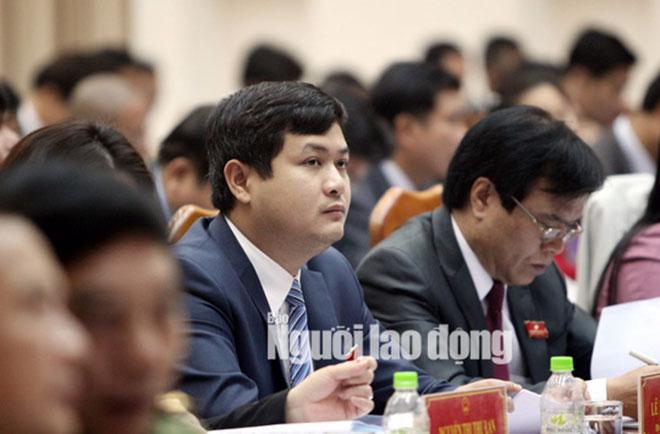 Ông Lê Phước Hoài Bảo xin nghỉ 6 tháng để đi học tiến sĩ - 1