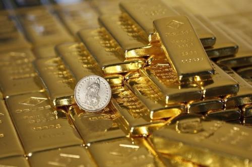 Giá vàng hôm nay 12/10: Vàng tăng khủng sau phiên chứng khoán hoảng loạn - 1