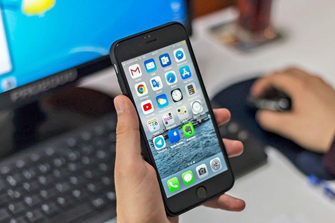 iPhone có thể sớm tự động phát hiện cuộc gọi spam - 1
