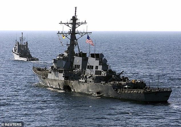 """Chuyên gia: Hải quân Mỹ không """"đủ trình"""" đấu với Nga, Trung Quốc - 1"""