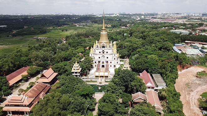 """Ngôi chùa hơn nửa thế kỷ """"không nhang khói"""" ở Sài Gòn - 1"""