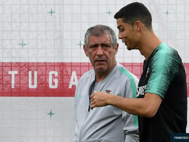 """Bồ Đào Nha thắng lớn: """"Ông trùm"""" Ronaldo bị nhắc """"trốn"""" nghĩa vụ quốc gia"""