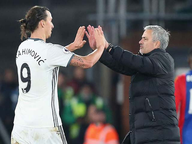 "Mourinho cầu viện Ibrahimovic trở lại MU: Pogba & Bailly ""tái mặt"""