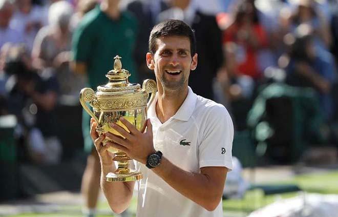 """Ngoạn mục: Djokovic """"vật vờ"""" nửa năm sắp hạ Nadal tiếm ngôi số 1 - 1"""