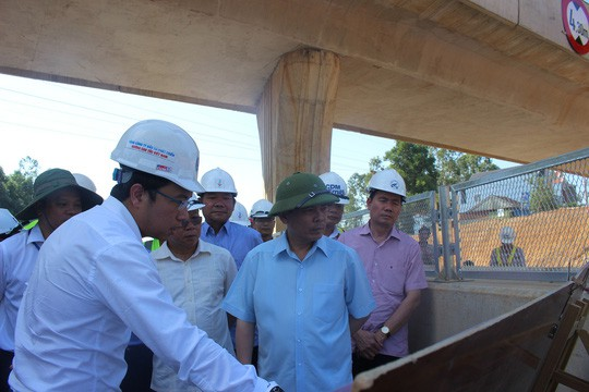Giám đốc BQL đường cao tốc Đà Nẵng – Quảng Ngãi có nhiều vi phạm - 1