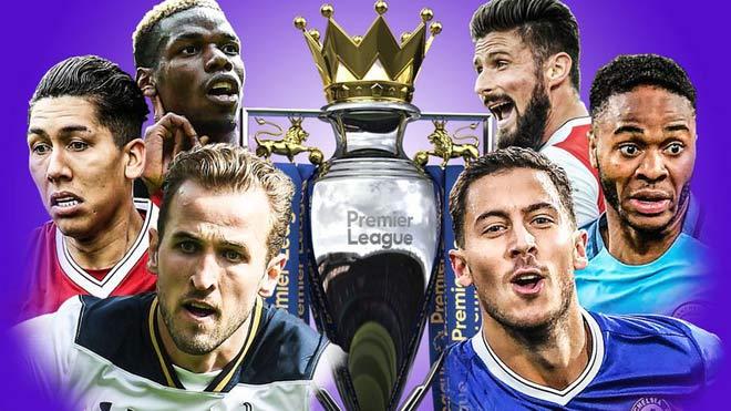 Ngoại hạng Anh đua vô địch quyết liệt: Man City số 1, MU còn cửa - 1