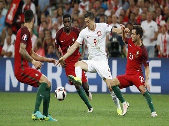 Ba Lan - Bồ Đào Nha: Không Ronaldo vẫn cống hiến đại tiệc 5 bàn