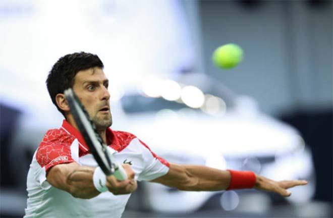 Djokovic - Zverev: 1 tiếng tra tấn, xứng đáng vé chung kết (Bán kết Thượng Hải Masters) - 1
