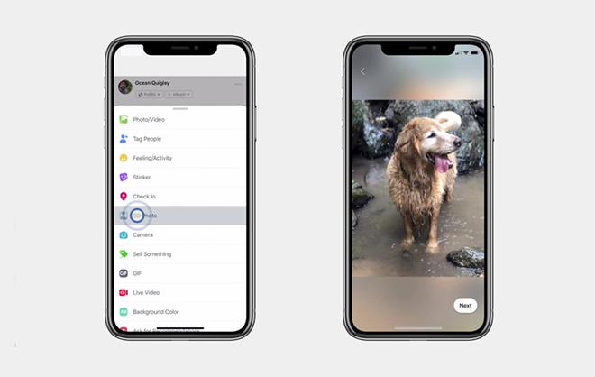 Facebook ra mắt 3D Photos cho hình ảnh chụp chân dung bởi iPhone - 1