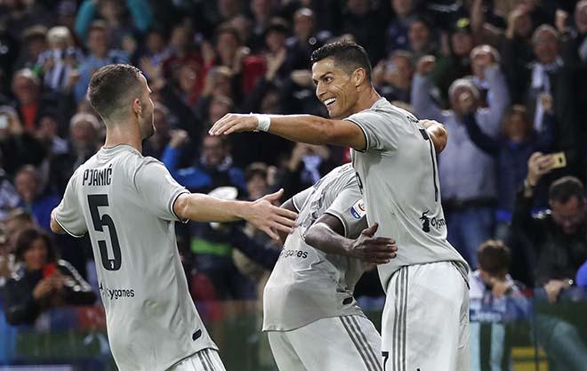 Ronaldo giữa tâm bão: Mùa hè đến Juventus, mùa đông đào tẩu sang PSG? - 1