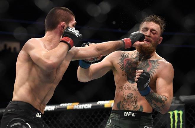 """Hạ nhục McGregor, ẩu đả chấn động UFC: Lộ thế lực lớn """"bảo kê"""" Khabib - 1"""