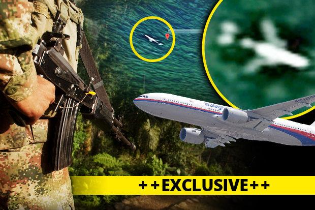 """Binh sĩ Campuchia dẫn chuyên gia đến nơi """"MH370 gãy thân"""" trong rừng? - 1"""