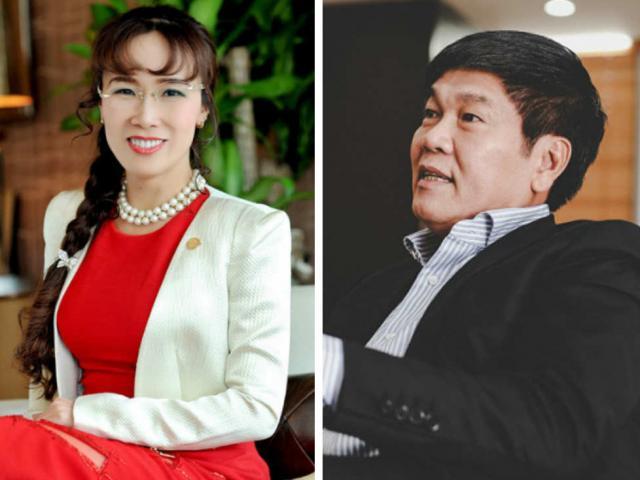 Sau tuần chao đảo, vị trí giàu số 2 sàn chứng khoán Việt đã đổi chủ