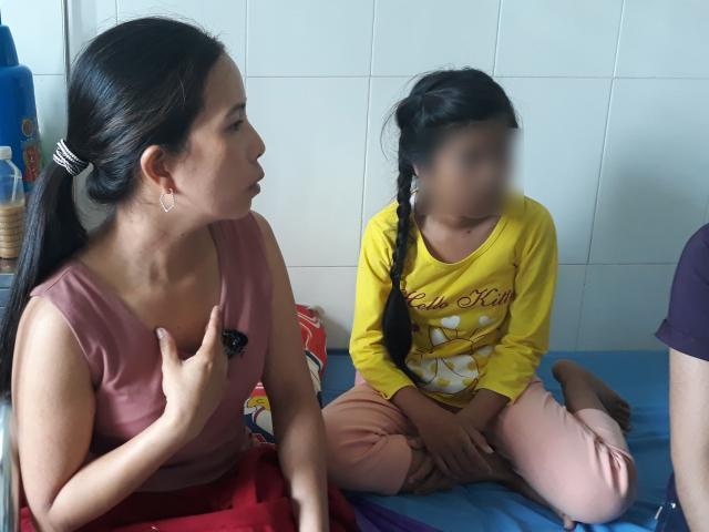 Vụ dây điện trung thế rơi 6 học sinh thương vong: Lời kể nạn nhân thoát chết