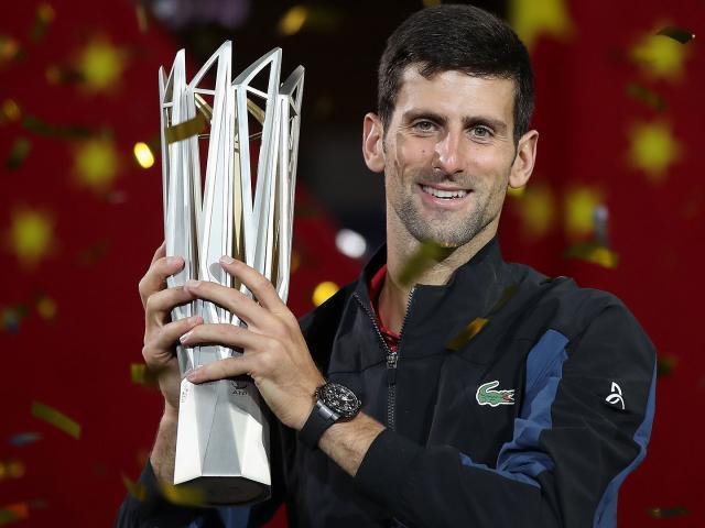 """Đua số 1 thế giới: Federer - Nadal """"run rẩy"""" vì chiến binh Djokovic"""