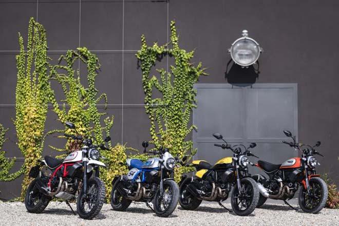 """Những mô tô nào sẽ """"gia nhập"""" làng xe hai bánh vào năm tới? (P2) - 1"""