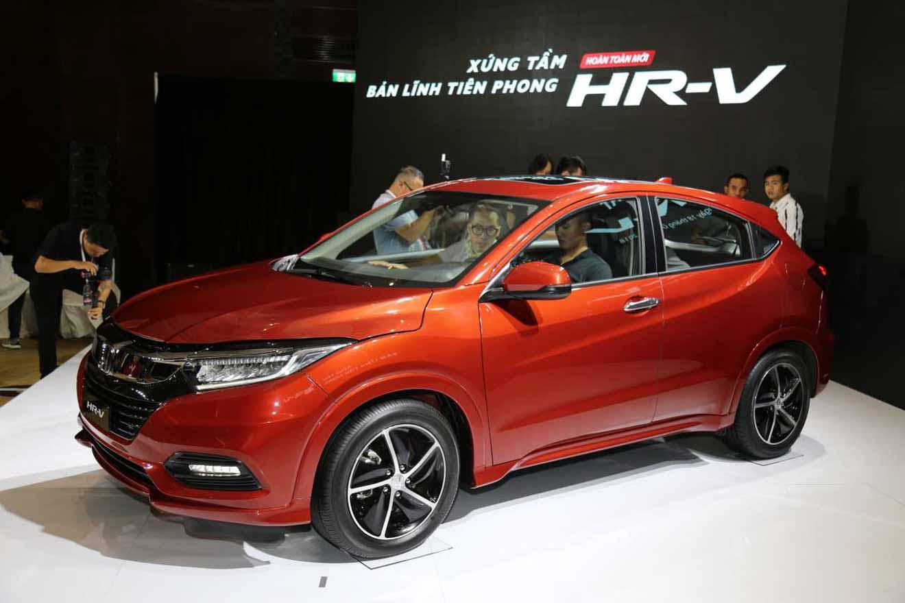 Giá xe Honda HR-V cập nhật tháng 10/2018: Bản tiêu chuẩn 1.8G giá từ 786 triệu đồng - 1