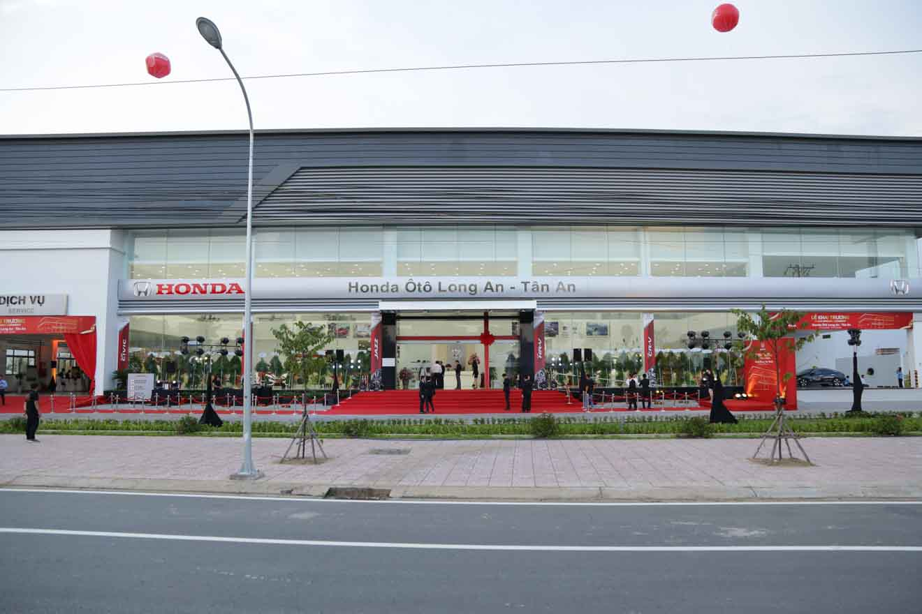 Honda Việt Nam khai trương Đại lý Ôtô Honda thứ 31 trên toàn quốc - 1