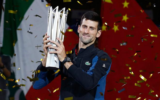 """Đua số 1 thế giới: Federer - Nadal """"run rẩy"""" vì chiến binh Djokovic - 1"""