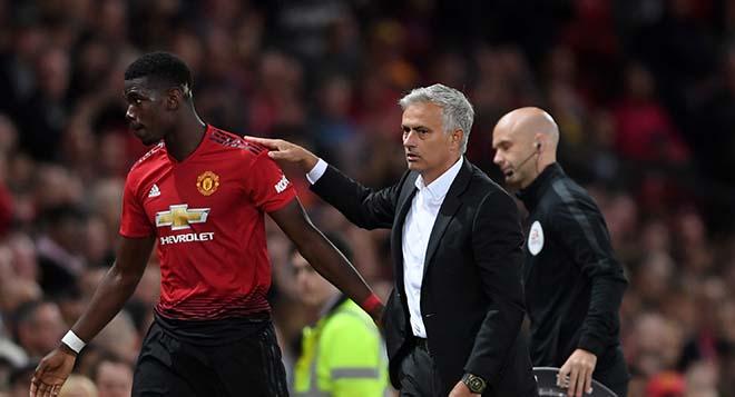 """Nội chiến Pogba - Mourinho: """"Ông trùm"""" phán xử """"Người đặc biệt"""" tái mặt - 1"""