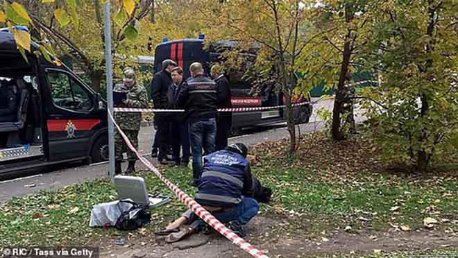 Nữ quan chức chống tham nhũng Nga bị bắn chết trên đường - 1