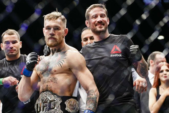 Tin nóng võ thuật 15/10: McGregor chưa hết scandal đã tính trở lại - 1