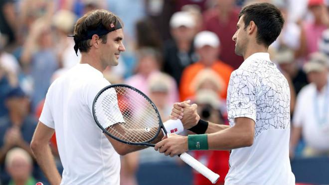 """Tin thể thao HOT 14/10: Djokovic không muốn """"đội trời chung"""" với Federer - 1"""