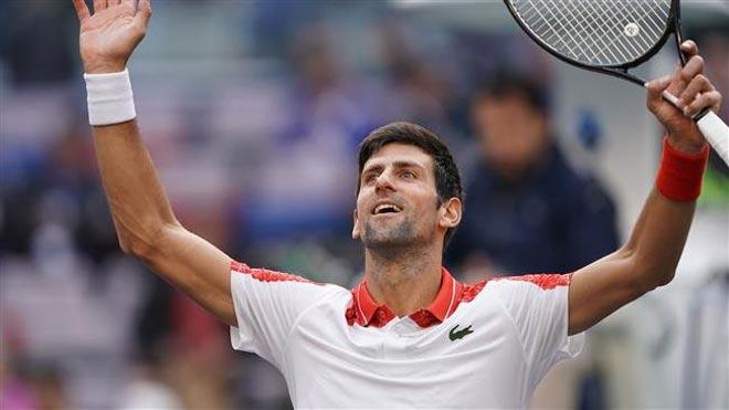 Djokovic - Coric: Tấn công vũ bão, 1 giờ 35 phút sôi sục (CK Thượng Hải Masters) - 1