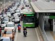 Nhìn lại buýt nhanh BRT: Mù mờ tiền tỷ, dùng chưa được nửa công suất