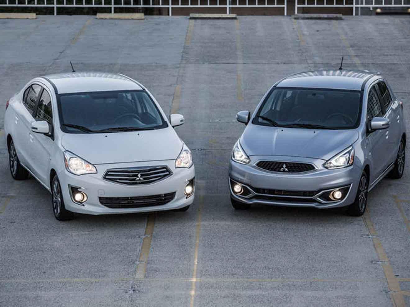 Mitsubishi Việt Nam giảm giá mạnh cho Mirage và Attrage, về ngang mức với Toyota Wigo - 1