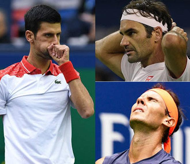 Bảng xếp hạng tennis 15/10: Djokovic hạ Federer, Nadal trong nỗi sợ hãi - 1