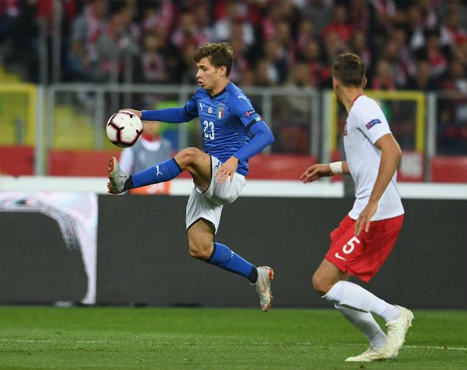 Kết quả bóng đá Ba Lan - Italia: Vỡ òa khoảnh khắc xuần thần phút 90+2 - 1