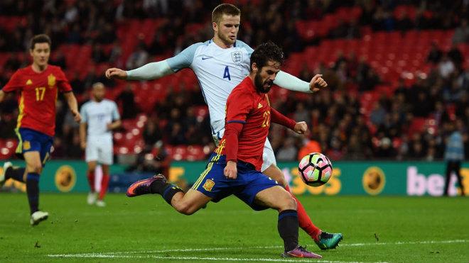 """Nhận định bóng đá Tây Ban Nha - Anh: Ma thuật Enrique át vía """"Sư tử"""" - 1"""
