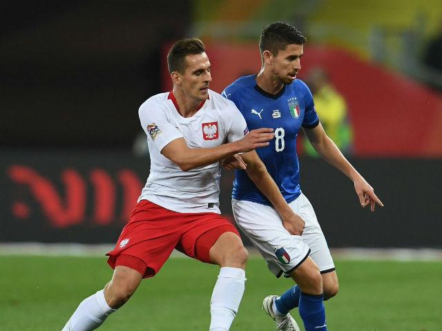 Kết quả bóng đá Ba Lan - Italia: Vỡ òa khoảnh khắc xuần thần phút 90+2