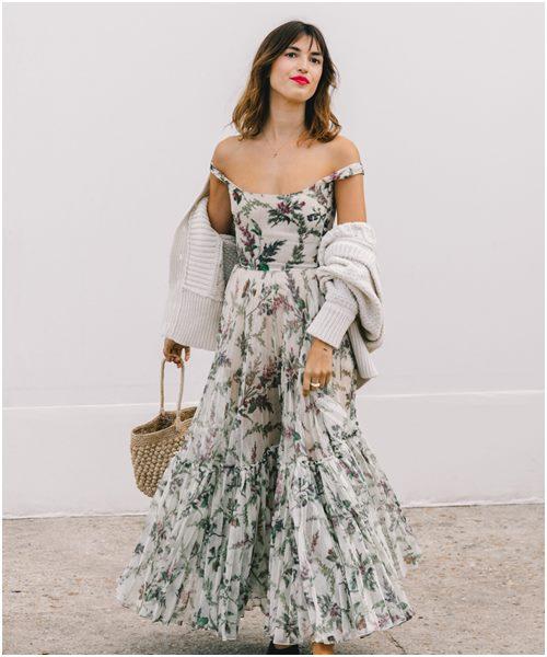 Mùa mới, diện váy công chúa xuống phố là xu hướng - 1