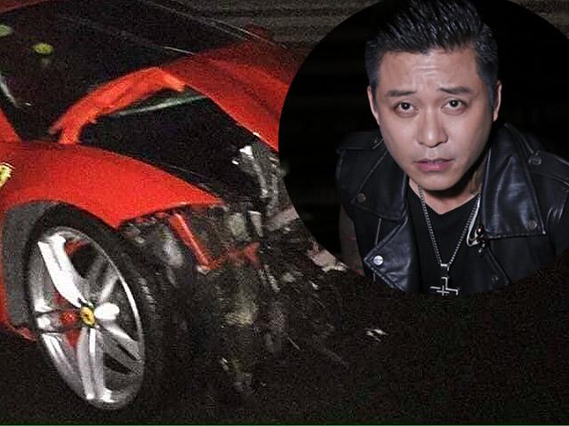 Sóng gió đã không ngừng bủa vây Tuấn Hưng trước cả tai nạn siêu xe
