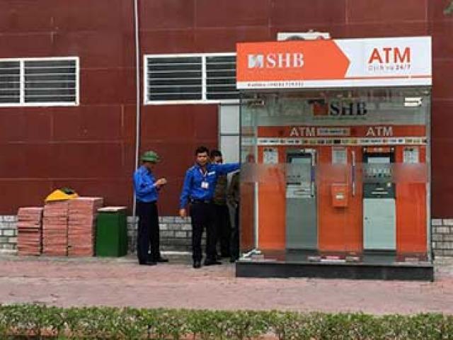 Phó Giám đốc Công an Quảng Ninh thông tin vụ cài chất nổ ở 2 cây ATM