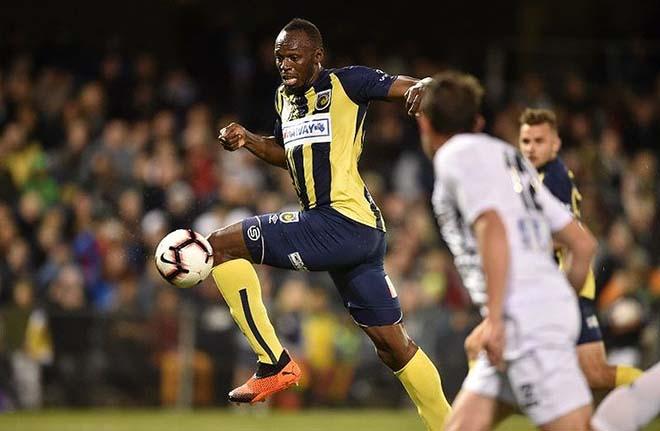 Usain Bolt ghi bàn vang dội: Cúp C1 chờ đón lại dính họa không ngờ - 1