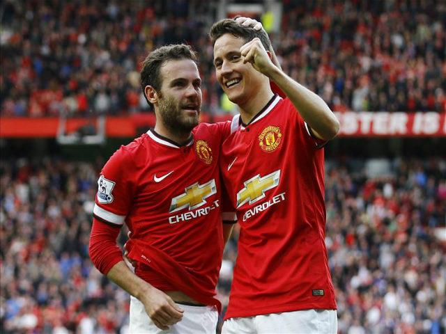 Tin HOT bóng đá tối 16/10: HLV Mourinho ra quyết địnhvề Mata và Herrera