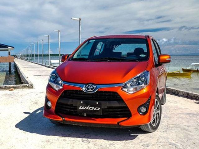 15.373 chiếc Toyota Wigo buộc triệu hồi vì lỗi hệ thống điện