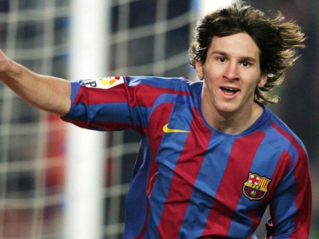 14 năm Messi ra mắt Barca: Thiên tài lộ diện, thế giới ngả nghiêng