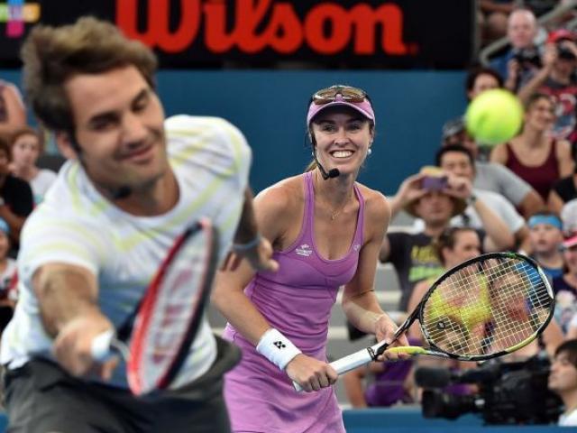 Tin thể thao HOT 17/10: Federer tiết lộ bạn nữ thích sánh đôi nhất