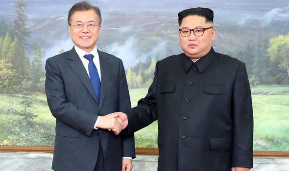 Nguy cơ Mỹ đảo chính vì Hàn Quốc quá vội vàng gần gũi Triều Tiên - 1