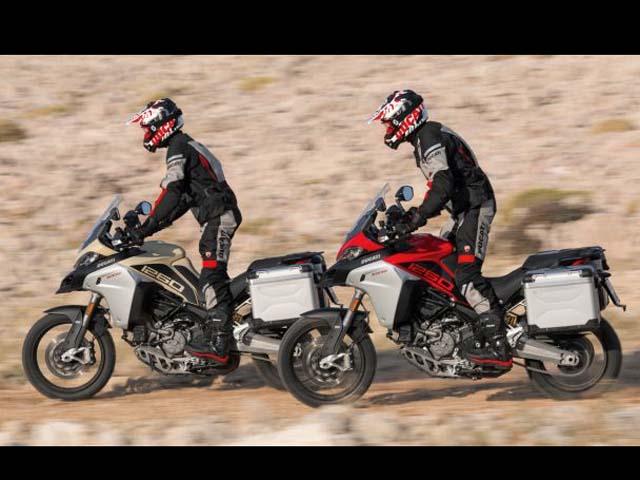"""""""Chiến binh"""" Ducati Multistrada 1260 Enduro 2019 chính thức lộ diện"""