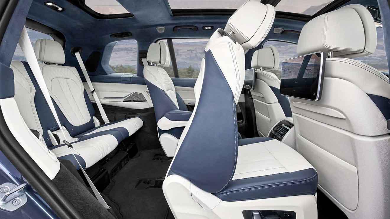 Ảnh thực tế BMW X7 2019 tại Los Angeles Autoshow 2018 - 10
