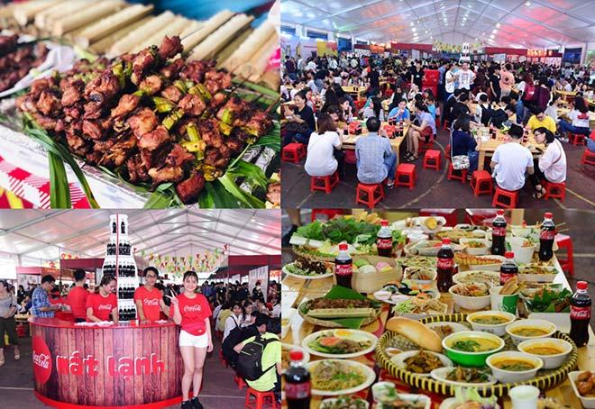 """Cùng nhau """"ăn hết Châu Á"""" với lễ hội ẩm thực xanh – sạch tại Sài Gòn - 1"""