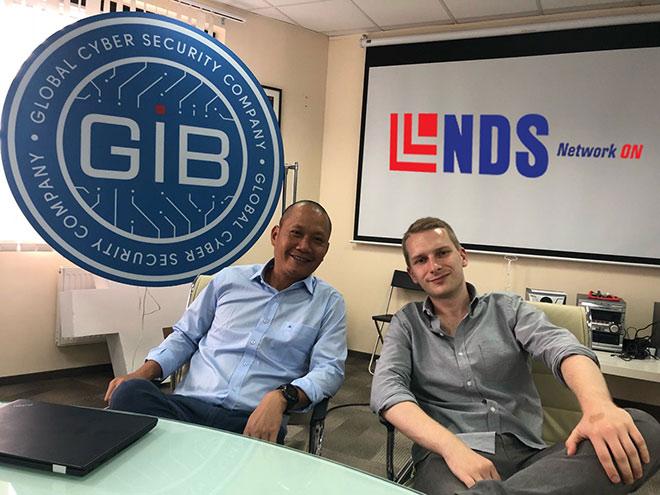 NDS trở thành nhà phân phối cho các sản phẩm và dịch vụ của Tập đoàn IB tại Việt Nam - 1