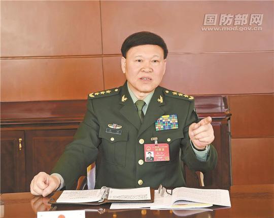 Trung Quốc khai trừ đảng, tước quân hàm tướng tự vẫn - 1
